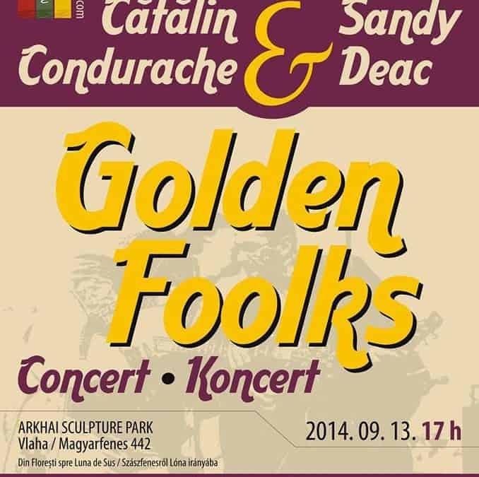 Concert CĂTĂLIN CONDURACHE și SANDY DEAC